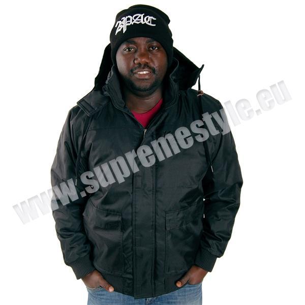 karl kani jacket two black supremestyle eu we dress. Black Bedroom Furniture Sets. Home Design Ideas